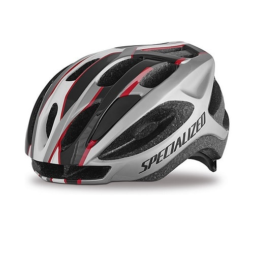 Specialized Align Sort Sølv Cykelhjelm