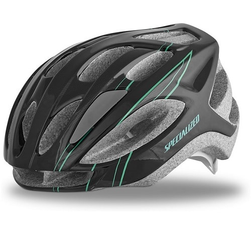 specialized sierra cykelhjelm grøn sort dame BLACK/EMERALD ARC
