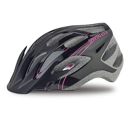 specialized sierra cykelhjelm pink dame