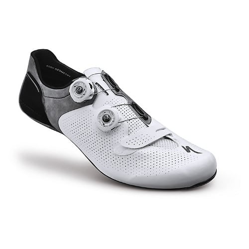 Specialized S-Works 6 road shoes sko hvid