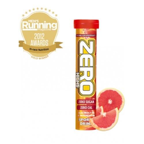 High5 Zero Xtreme - tabletter med koffein og elektrolytter på tilbud