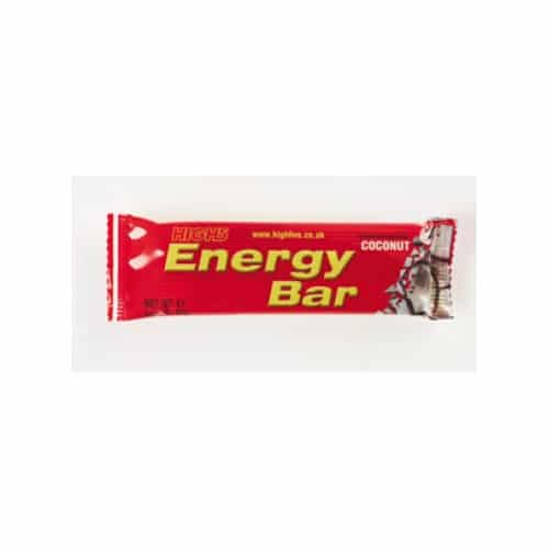 High5 Energybar køb - få den bedste energi til træning og konkurrence