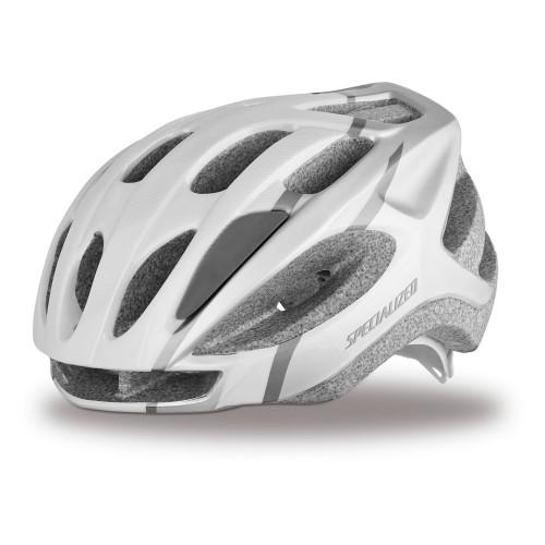 Specialized Sierra cykelhjelm hvid dame helmet WHITE/SILVER ARC