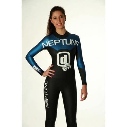 Zerod Neptune Våddragt   svømmetøj og udstyr