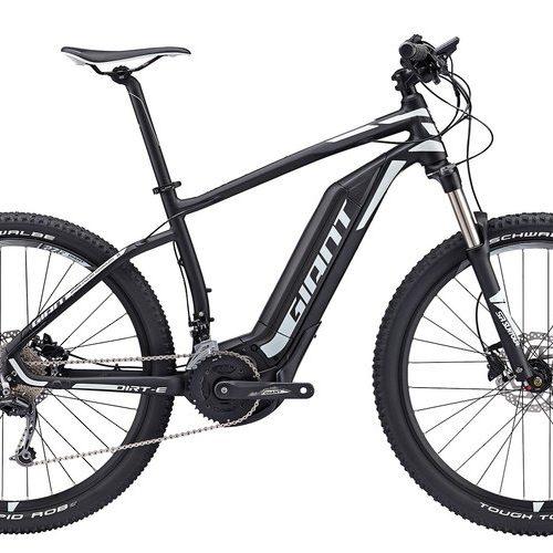 MTB Elcykel Giant