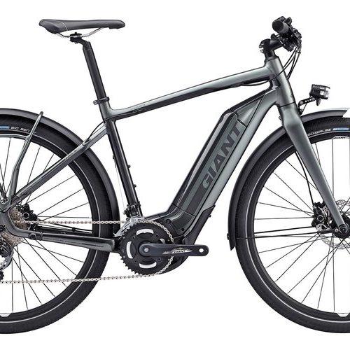 Landevejs elcykel - Giant Quick-E + 25