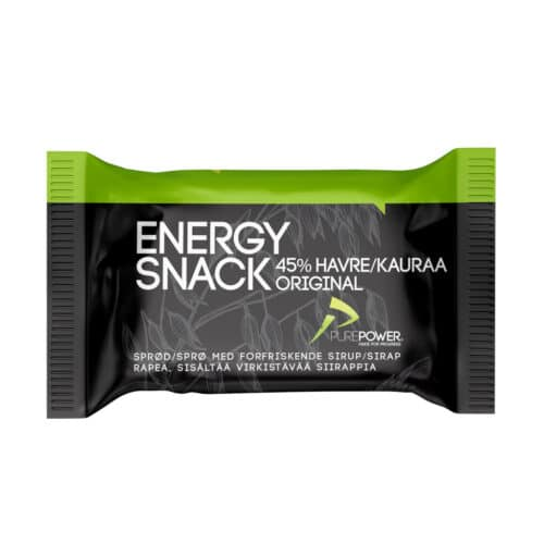 PurePower Energy Snack 60g Havre