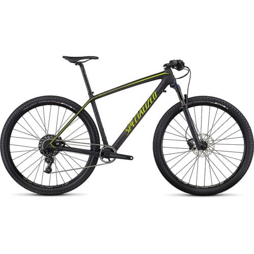 Specialized Epic HT Comp Carbon WC 29 2017 Mountain bike