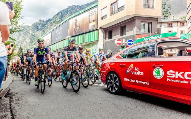 Energi og kosttilskud professionelle cykelryttere