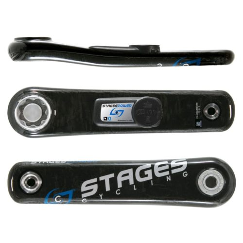 Stages Wattmåler L Carbon SRAM / Race Face / Easton BB30 Power Meter