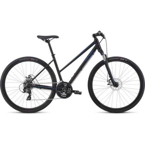 Specialized Ariel Mechanical Disc Step-Through Citybike