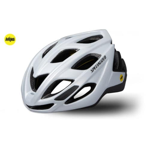 Specialized Chamonix MIPS Cykelhjelm Hvid 2019