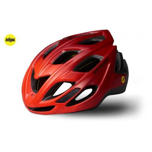 Specialized Chamonix MIPS Cykelhjelm Rød 2019