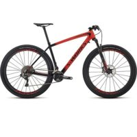 Specialized Men's S-Works Epic Hardtail XTR Di2 Mountainbike rød sort