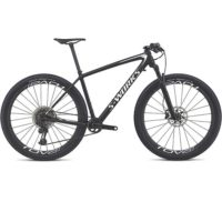 Specialized Men's S-Works Epic Hardtail XX1 Eagle Mountainbike Sort Black
