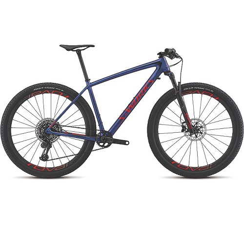 Specialized Men's S-Works Epic Hardtail XX1 Eagle Mountainbike Lilla Purple