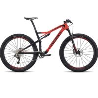Specialized S-Works Epic XTR Di2 Mountainbike Rød Sort Red Black