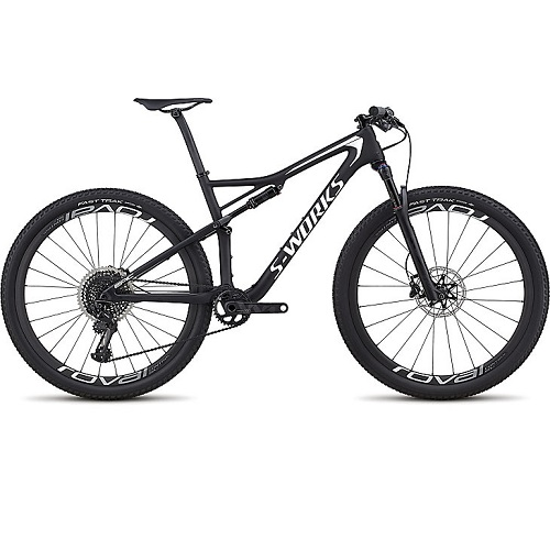 Specialized Men's S-Works Epic XX1 Eagle Mountainbike Sort