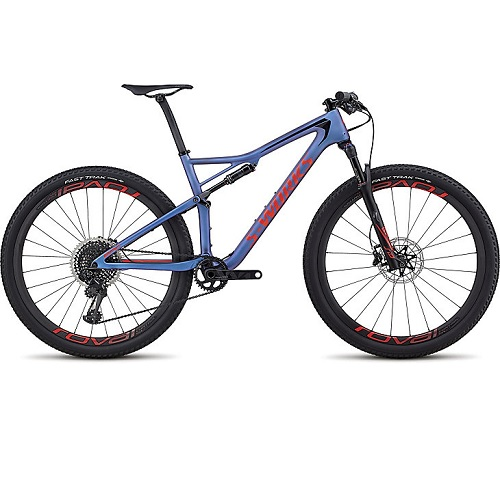 Specialized Men's S-Works Epic XX1 Eagle Mountainbike Rød Lilla