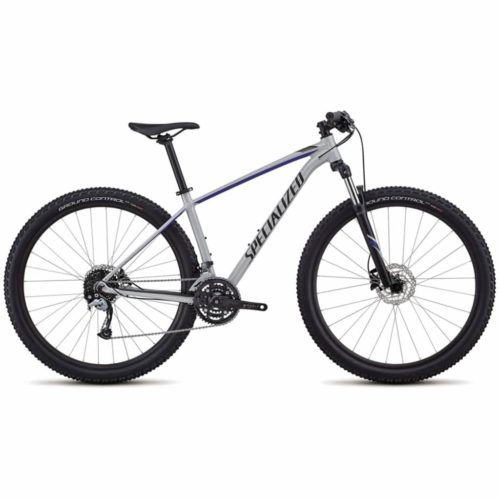 Specialized Womens Rockhopper Comp 29 Mountainbike Hvid grå