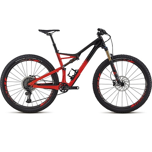 Specialized S-Works Camber 29 Mountainbike Men's Rød