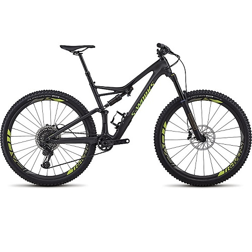 Specialized S-Works Stumpjumper 29/6Fattie Mountainbike