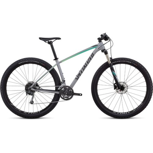 Specialized Womens Rockhopper Expert 29 Mountainbike Grå