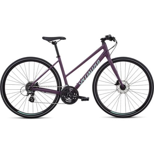 Specialized Women's Sirrus Sport - Step-Through Citybike