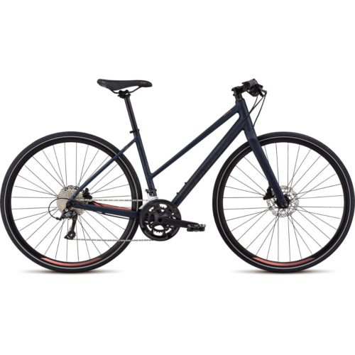 Specialized Women's Sirrus Disc - Step-Through Citybike