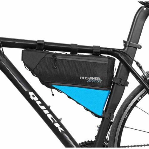 Bike-packing 3-4L ramme taske roswheel attack