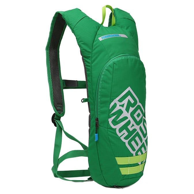 Rygsæk 2,5L m. blære   rygsæk og rejsetaske