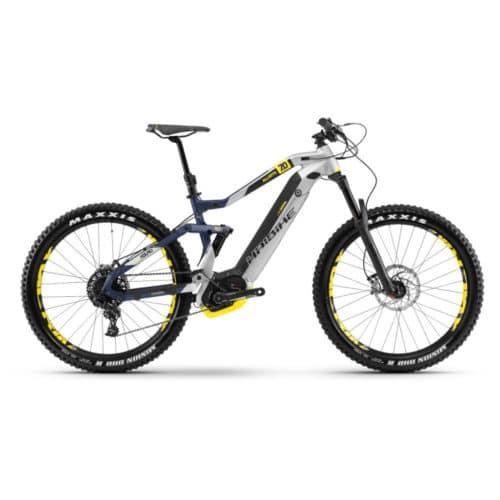 Haibike XDURO AllMtn 7.0 11-Speed NX E-MTB el-cykel