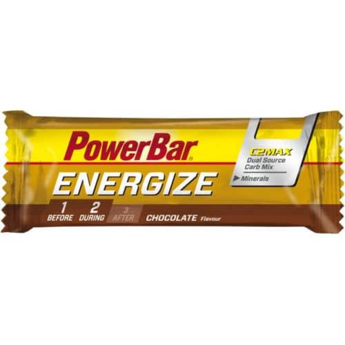 PowerBar Energize Energibar Chokolade
