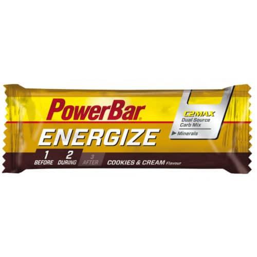 PowerBar Energize Energibar Cookies & Cream energibar