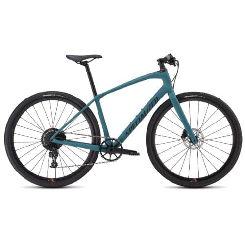 Specialized Sirrus X Comb Carbon MTB Dame