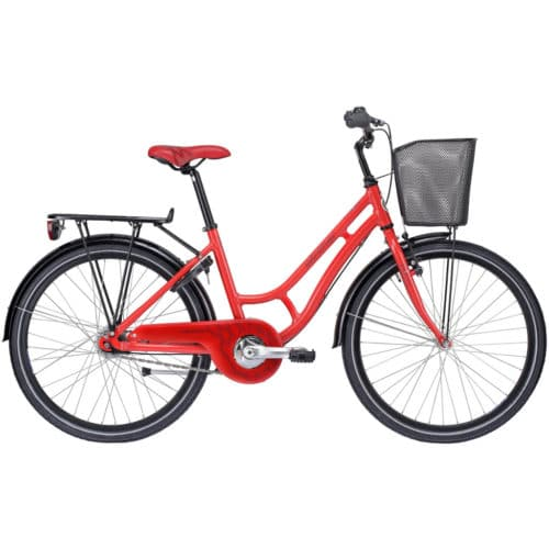 "Winther 250 Granny 24"" pigecykel"