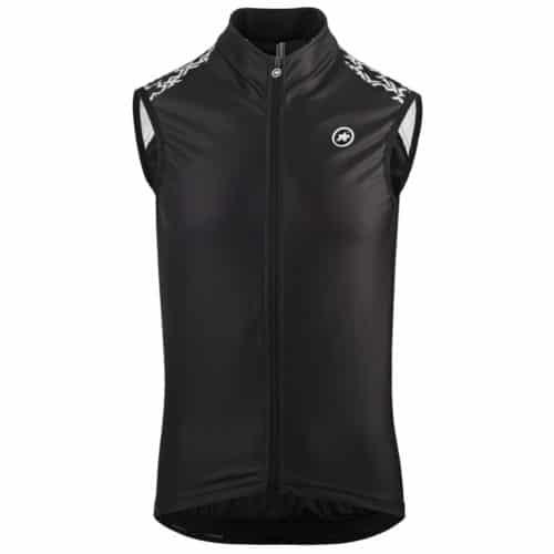 Assos Mille GT Spring Fall Vest Black