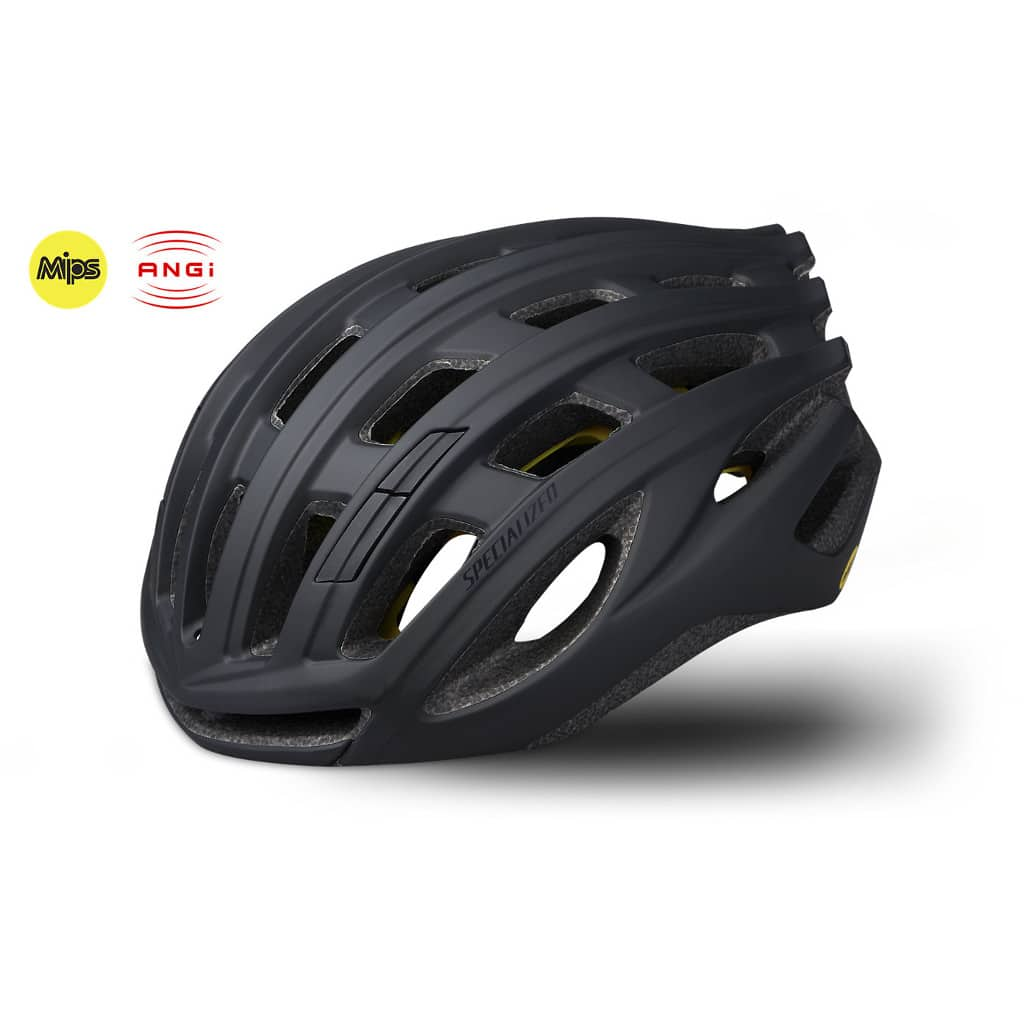 Specialized Propero 3 Mips ANGi cykelhjelm - Gul | cykelhjelm