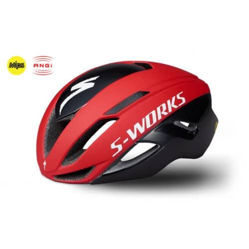 Specialized S-Work Evade cykelhjelm med MIPS og ANGi