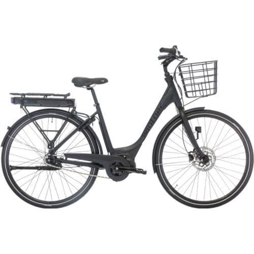 Black Winther Superbe 2 elcykel