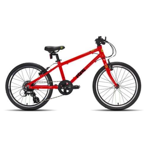 Frog Bikes - Frog 55 børnecykel rød