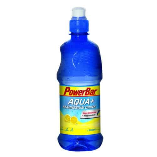 PowerBar Aqua+ Magnesium Drik Lemon