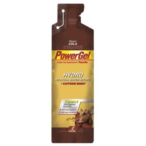 PowerBar PowerGel Hydrogel Cola energi