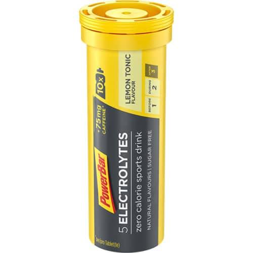 PowerBar Tabs Lemon Tonic energi tabletter