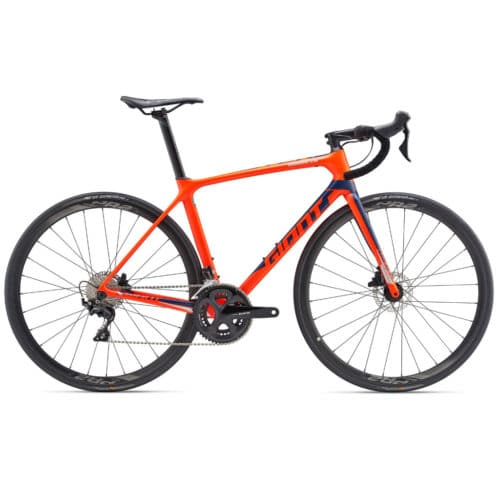 Giant TCR Advanced 2 Disc racercykel