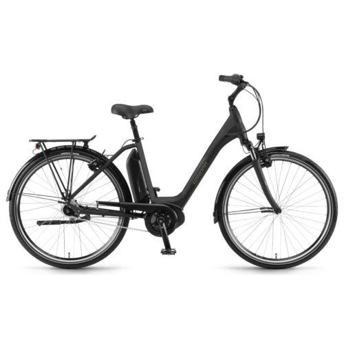 Winora Sima N7 monotube elcykel
