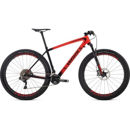 Specialized S-Works Epic Hardtail XTR Di2 MTB