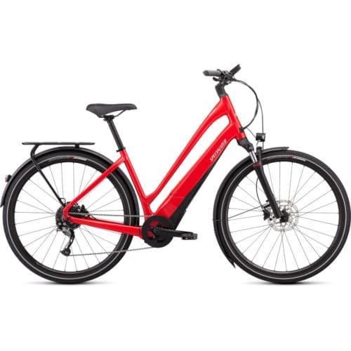 Specialized Turbo Como 4.0 Low-Entry Elcykel rød