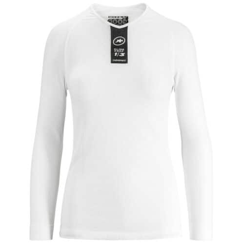 Assos Skinfoil LS Summer Base Layer front