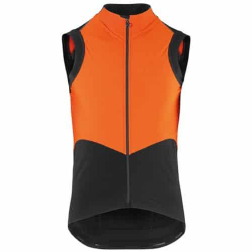 Assos Tiburu Gilet Equipe cykelvest orange